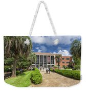 Stozier Library At Florida State University Weekender Tote Bag