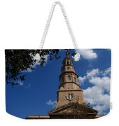 St.philips Church Charleston Sc Weekender Tote Bag