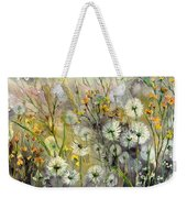 Straight To The Hills Weekender Tote Bag