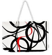 Straights And Rounds Weekender Tote Bag