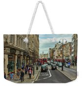 Strand Street, London. Weekender Tote Bag