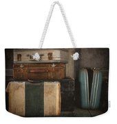 Stranded Weekender Tote Bag by Amy Weiss