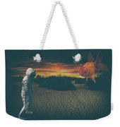 Strange Encounter Weekender Tote Bag