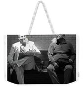 Strange Friends Weekender Tote Bag