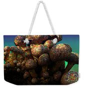 Strange Mushrooms 2 Weekender Tote Bag