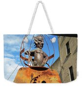 Strange Steam Punk Demonic Figure Weekender Tote Bag