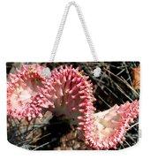 Strange Succulent Weekender Tote Bag
