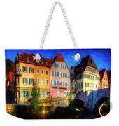 Strasbourg 1 Weekender Tote Bag
