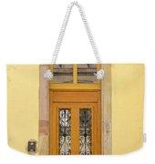 Strasbourg Door 03 Weekender Tote Bag