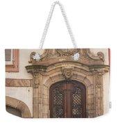 Strasbourg Door 09 Weekender Tote Bag