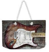 Strat Guitar Fantasy Weekender Tote Bag