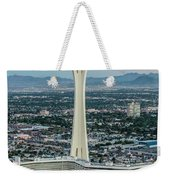 Stratosphere Casino Hotel And Tower Weekender Tote Bag