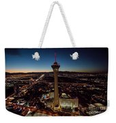 Stratosphere Casino Hotel  Weekender Tote Bag