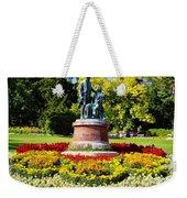 Strauss In Flowers Weekender Tote Bag