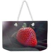 Strawberries Raise Weekender Tote Bag