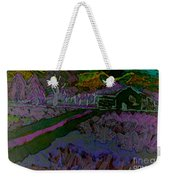 Strawberry Fields Weekender Tote Bag