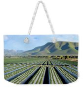Strawberry Fields Forever Weekender Tote Bag