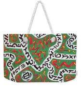 Strawberry Fields Weekender Tote Bag