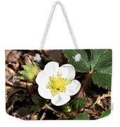 Strawberry Flower 1 Weekender Tote Bag