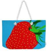Strawberry Pop Weekender Tote Bag