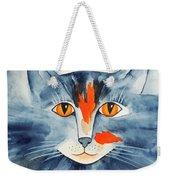 Stray Cat Weekender Tote Bag