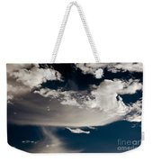 Streakin' Cloud Weekender Tote Bag