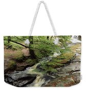 Stream In The Irish Countryside Weekender Tote Bag