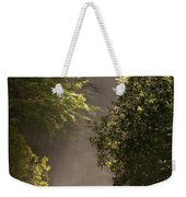 Stream Light Weekender Tote Bag