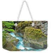 Stream Of Beauty Weekender Tote Bag