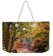 Stream Of Consiousness Weekender Tote Bag