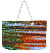 Streaming Rays Of Love Weekender Tote Bag