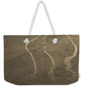 Streams In The Lot Weekender Tote Bag