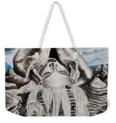Streams Of Thought Weekender Tote Bag