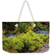 Streamside Weekender Tote Bag