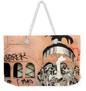 Street Art 1 Weekender Tote Bag