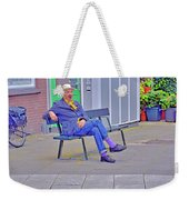 Street Art. Eighth Octave C. Weekender Tote Bag