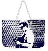 Street Blues Weekender Tote Bag