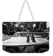 Street Chess 2 Weekender Tote Bag