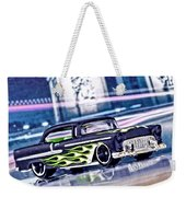 Street Cruiser - American Way Of Drive 4 By Jean-louis Glineur Weekender Tote Bag