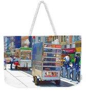 Street Food 8 Weekender Tote Bag