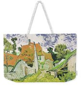 Street In Auvers Sur Oise Weekender Tote Bag
