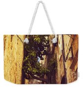 Street In Dubrovnik Old Town Weekender Tote Bag