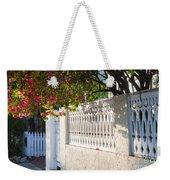 Street In Key West Weekender Tote Bag
