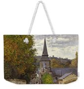 Street In Sainte Adresse Weekender Tote Bag