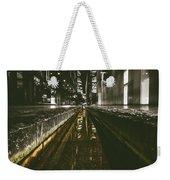 Street Level - 2016/us/03 Weekender Tote Bag
