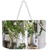Street Of Marmaris Weekender Tote Bag