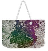 Street Painter Weekender Tote Bag