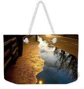 Street Reflections Weekender Tote Bag