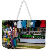 Street Shops At Ataco Weekender Tote Bag