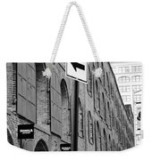 Street Sign Weekender Tote Bag